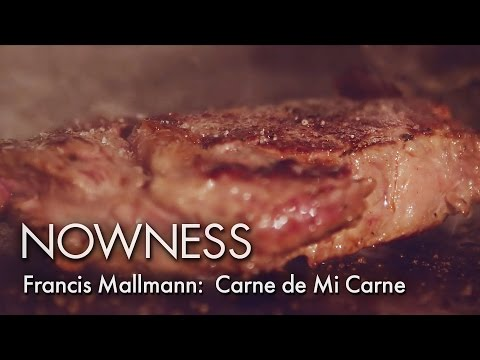 Francis Mallmann: The super chef on the art of steak - YouTube