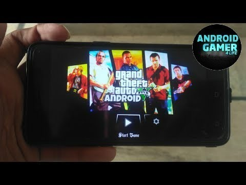 (No Verification) Download GTA V In Android Apk+Obb Real With Gameplay Must Watch!!!!!  #Smartphone #Android