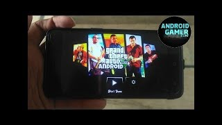(No Verification) Download GTA V In Android Apk+Obb Real With Gameplay Must Watch!!!!!