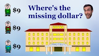 Trick Question - Find the missing dollar
