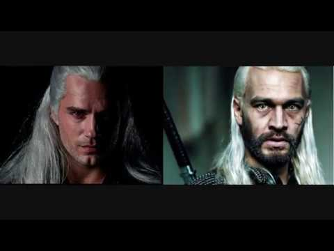 Netflix Witcher Vs Polish Witcher Polish Actor Portraying Geralt Of Rivia