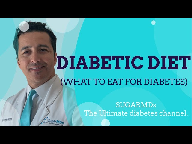 Secrets of Diabetic Diet! EAT, DRINK, LIVE FREE OF COMPLICATIONS!