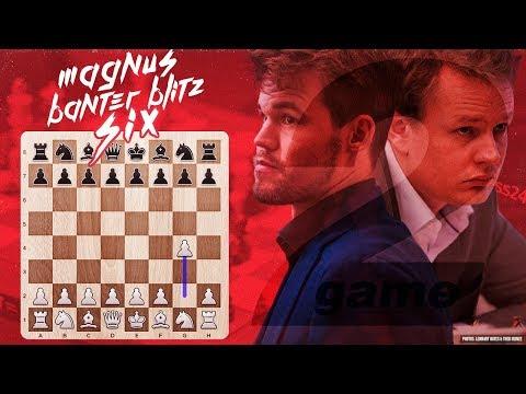 Magnus plays a Dodgy opening | Magnus Carlsen vs. chess24 user MrDodgy