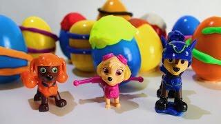 ЩЕНЯЧИЙ ПАТРУЛЬ Новые серии на русском Развивающие мультики для детей Учим цвета и цифры для малышей