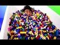 lego bath challenge