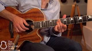 Santa Cruz F 101 Akustische Gitarre, Gespielt Von Tristan (Teil Eins)