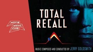 """Jerry Goldsmith - The Dream (From """"Total Recall"""" OST)"""