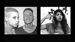 Die Antwoord Vs M.I.A // X-BANANA Mashup & Remix