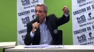 Eleições 2012 - Debate TV Jornal Cruzeiro do Sul