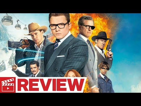 Kingsman: The Golden Circle (2017) Movie Review