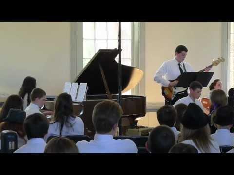 Wickford Middle School Jazz Festival, April 2012