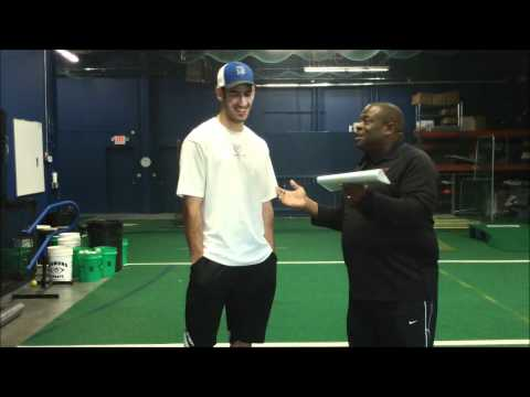Special Guest - Justin Gominsky with Al Newman - UDR at the Minnesota Baseball Academy