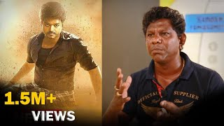 North Madras Hero Vijay | Vijay was running behind me | Stunt Actor Dheena | Times Of Cinema