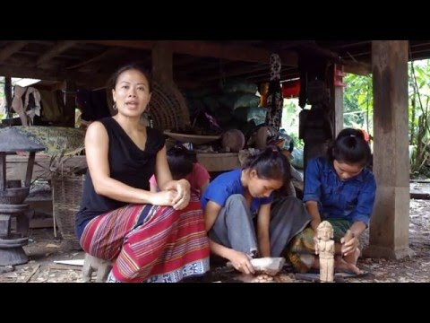 Do you know the Ta Oy people of southern Laos?