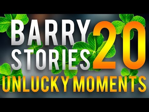 Barry Stories 20
