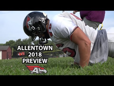 Allentown 2018 Preview