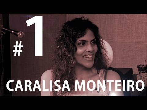 Caralisa Monteiro || First Jingle With Leslie Lewis || Part 1