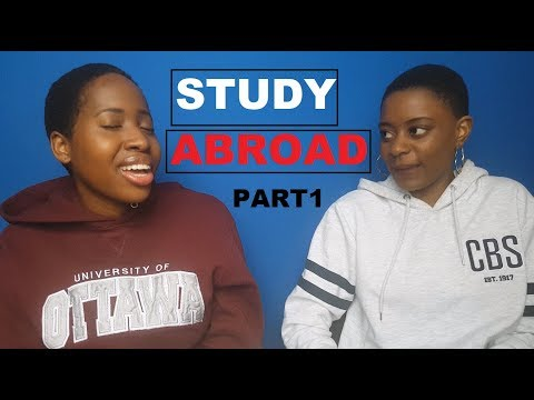 Part 1 - Zim Girls Talk Study Abroad Experience Denmark Copenhagen Copenhagen Business School
