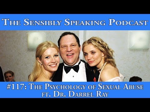 Sensibly Speaking Podcast #117: The Psychology of Sexual Abuse
