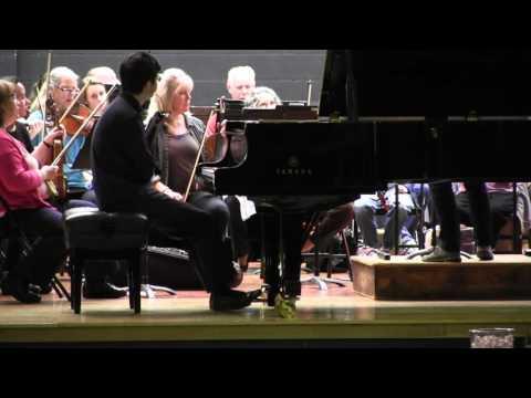 Rachmaninoff Piano Concerto No. 3