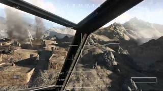Medal of Honor - PC | PS3 | Xbox 360 - Apache gunship singleplayer video game preview trailer HD