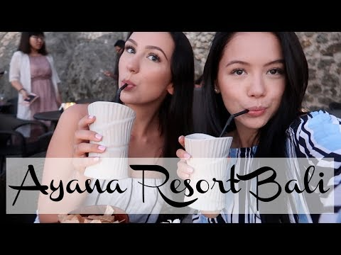 Bali Vlog 3 🌴 | The Ayana Resort and Spa Bali