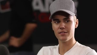 Justin Bieber Responds to Nude Pic Scandal, Talks Dad's Reaction & Names His Penis