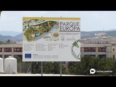 VÍDEO: Adjudicada la redacción del proyecto del Parque Europa