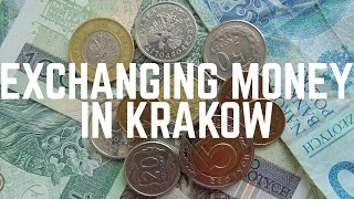 Gambar cover Krakow Travel Guide: Where to Change Money and Get Polish Zloty