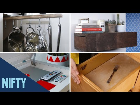 5 Amazing Hidden Storage Projects
