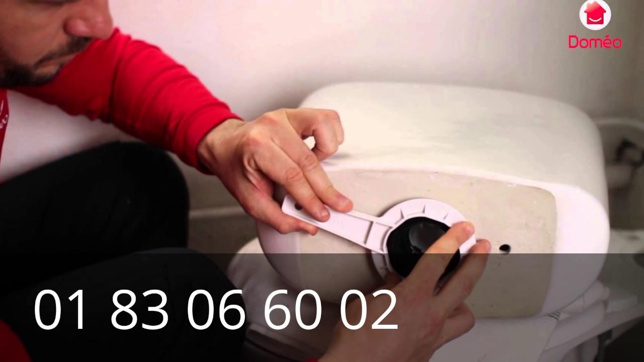 comment changer un r servoir toilette youtube. Black Bedroom Furniture Sets. Home Design Ideas