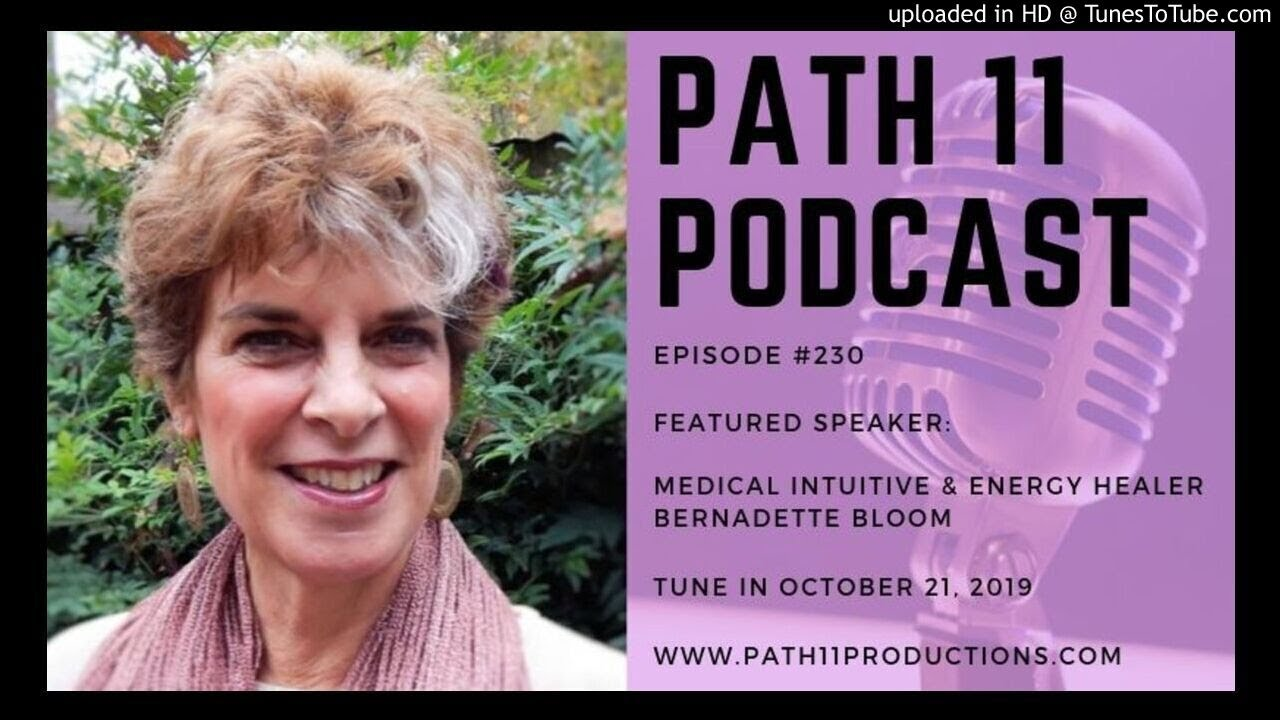 Path 11 with April Hannah Podcast Interview - October 21, 2019