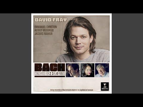 Concerto for 3 Pianos in D Minor, BWV 1063: I. [No tempo indication] mp3