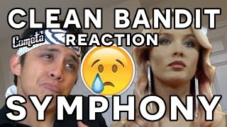 Clean Bandit Symphony feat Zara Larsson Official Video REACTION
