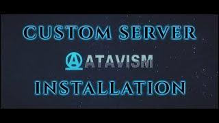Atavism Online - Custom Installation Ubuntu Server 18.04 LTS - v2
