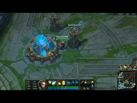 Let's Play League of Legends (November 24, 2016)