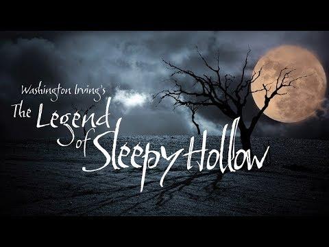 THE LEGEND OF SLEEPY HOLLOW Washington Irving | Halloween Scary Stories | Classic Horror