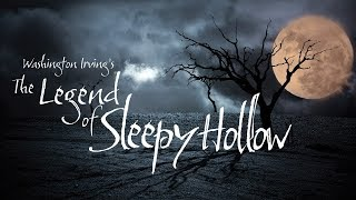 """The Legend of Sleepy Hollow"" Audio Classic Horror Radio Theater Adaptation Video - CTFDN"
