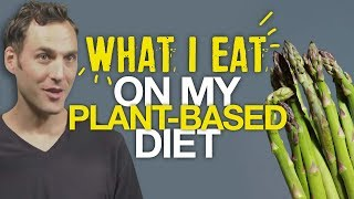 What I Ate Today (Plant-Based) 9-18-14