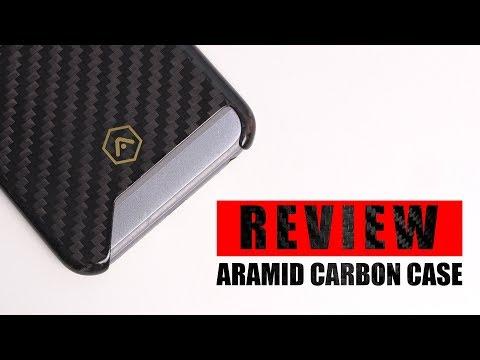 Aramid Carbon Case : Casing Hape Untuk Sultan