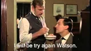 Holmes and Watson & the treasure