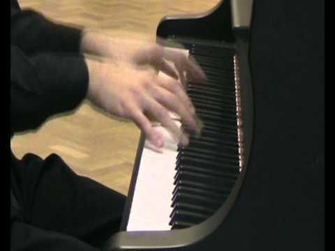 Gershwin: I got rhythm - piano solo by Iain Farrington