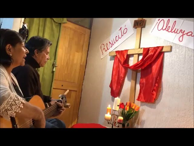 Vigilia Pascual 2020 Amanda y Ricardo