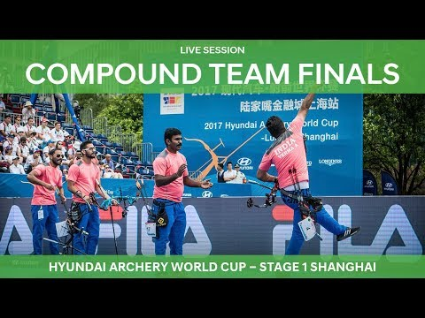 Live Session: Compound Team Finals | Shanghai 2018 Hyundai A