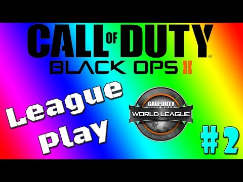 Call of Duty - Black Ops 2 League Play Search and Destroy Ep 2