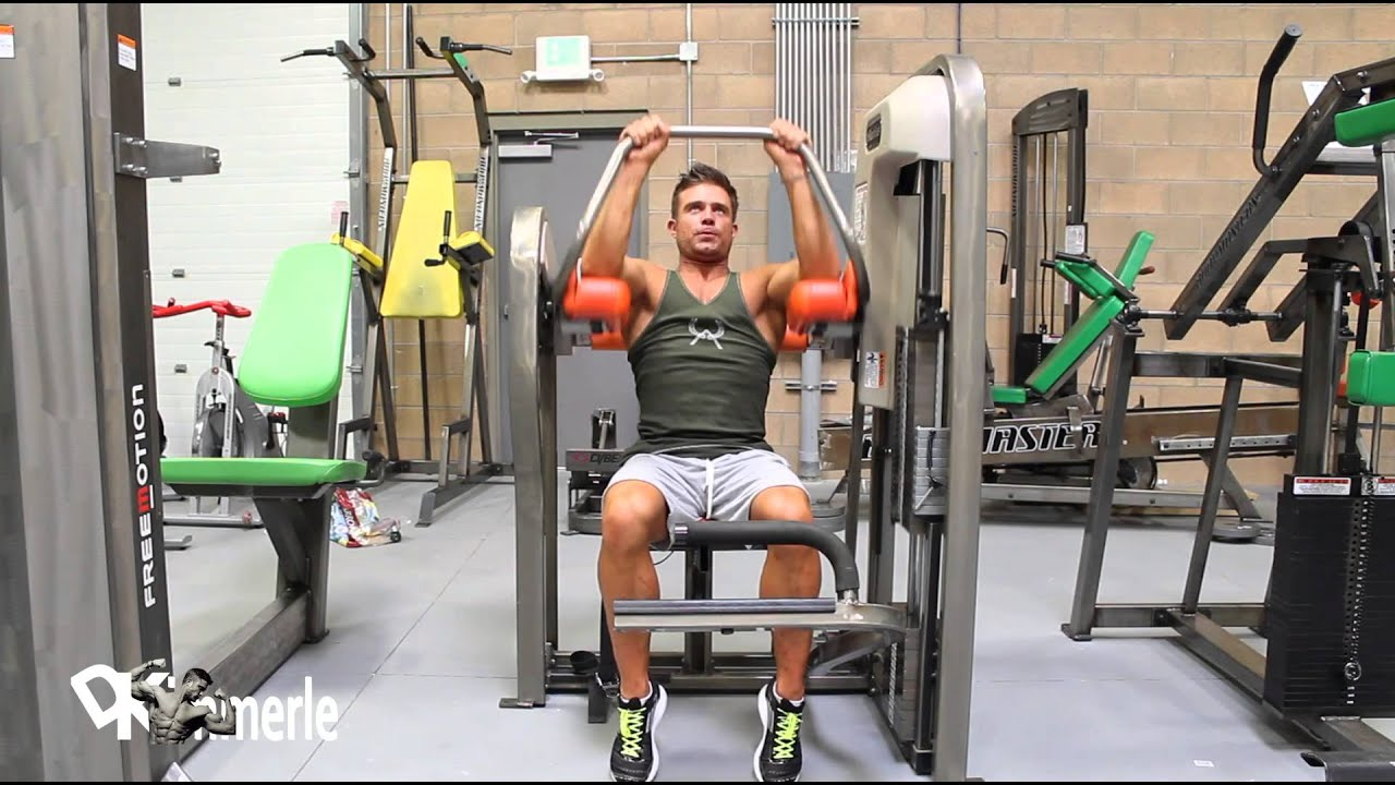 Pullovers Machine - YouTube
