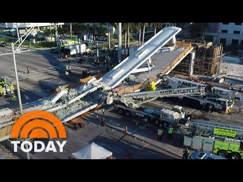 Deadly Florida Bridge Collapse: Is Accelerated Construction To Blame? | TODAY