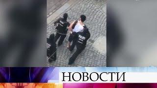 В Берлине задержаны шесть человек, подозреваемых в подготовке теракта на спортивном мероприятии.
