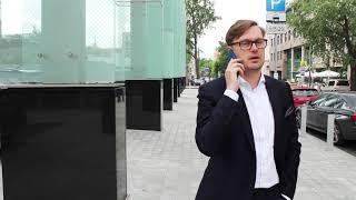 Видеоинтро к прямой трансляции Citibank