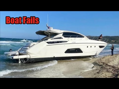 Wild Boat FAIL/WIN Compilation 2020
